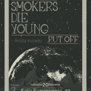 Smokers Die Young plakat